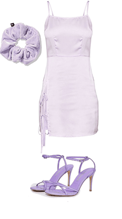 muted pastels outfit