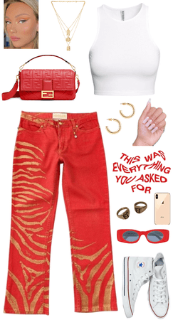 red and gold 4L