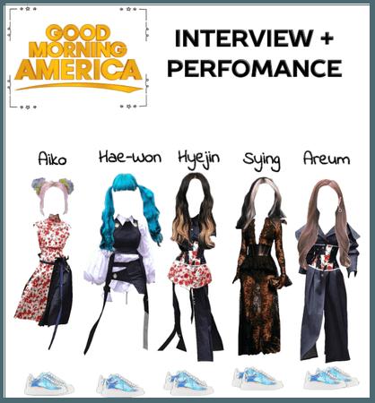 Good Morning America Interview