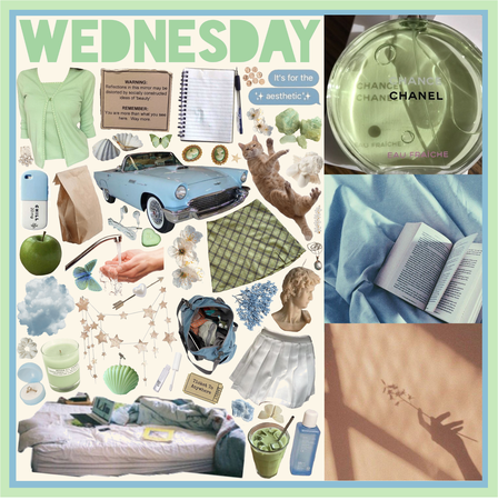 DAYS OF THE WEEK: WEDNESDAY