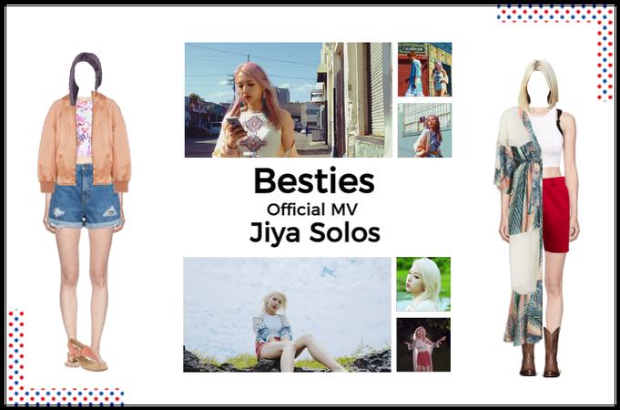 Besties Official MV | Jiya Solo Scenes