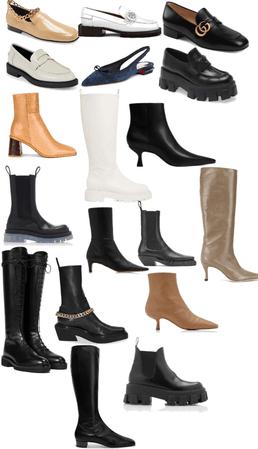 Shoe Collection VI