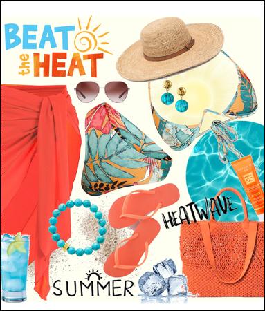 Beat the heat 🔥