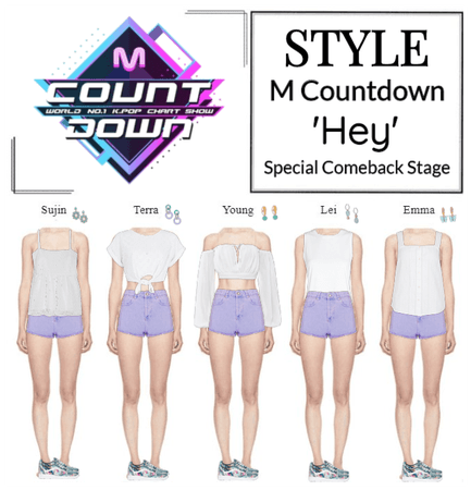 STYLE M Countdown 'Hey' Special Stage
