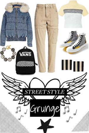 Streetwear: Soft Grunge