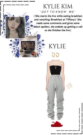 Kylie [카일리] First Vlive