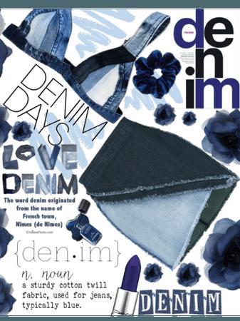 Denim Skirt Heaven ^DENIM SKIRT challenge^