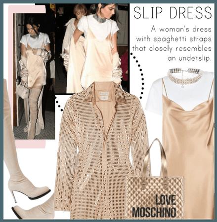 Slip Dress Trend