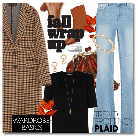Fall Wrap Up: Plaid