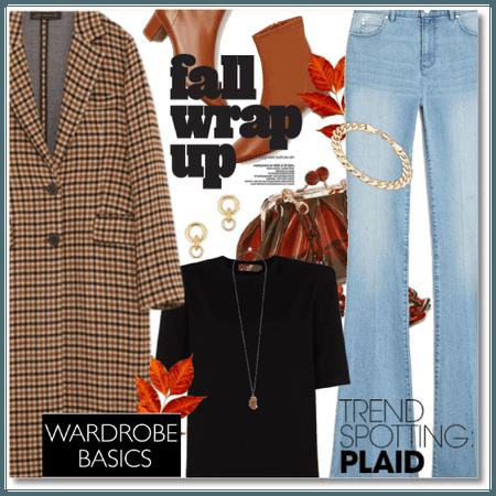 Fall Wrap Up: Plaid