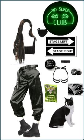 23: Teenage Cat Woman