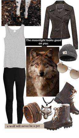 wolf woods