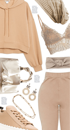Outfit Ideas: Basic Beige