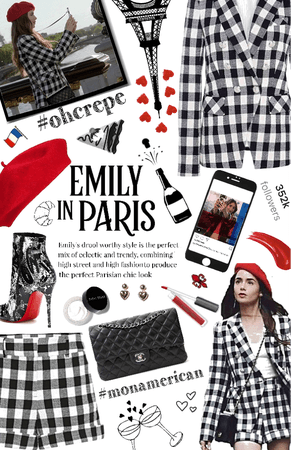 In love with Emily in Paris Style
