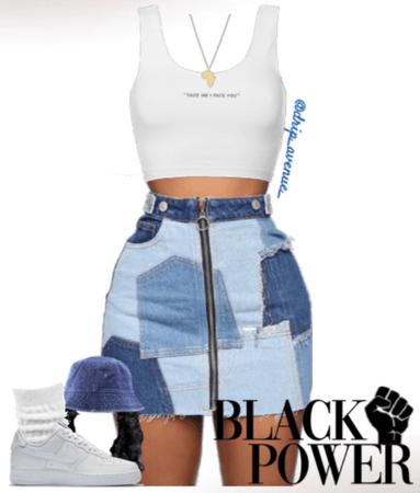 I'm BLACK & I'm PROUD!!!✊🏾