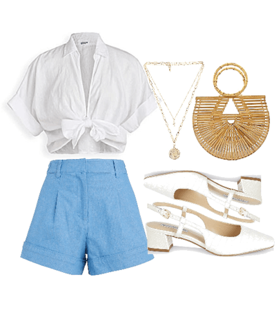 the beach dinner outfit
