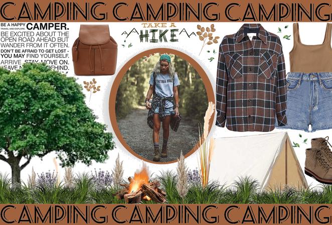 cute camping