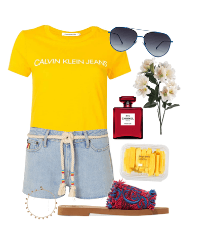 just another summery outfit