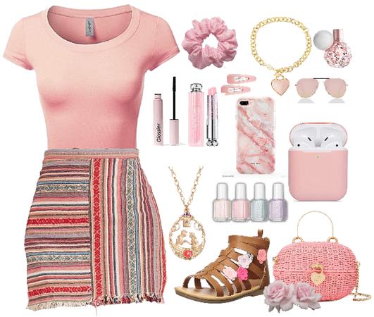 Pinkish