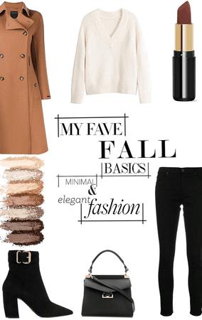 minimalistic elegance & autumn aesthetics