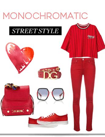 Monochromatic 1