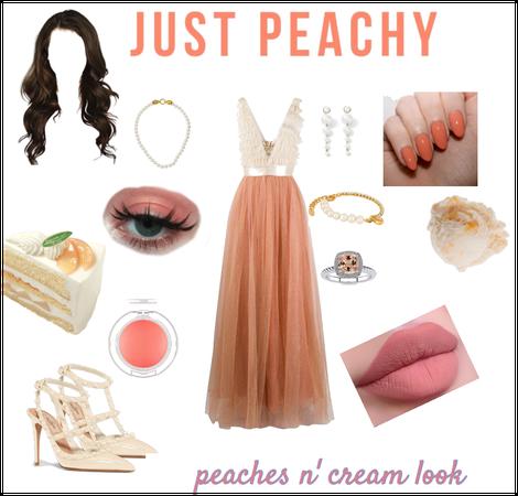 Peaches n' Cream pt.1