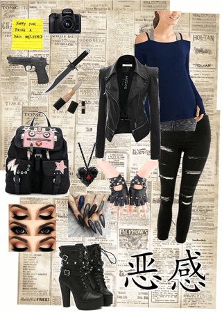 Emiko's Basic Outfits #1