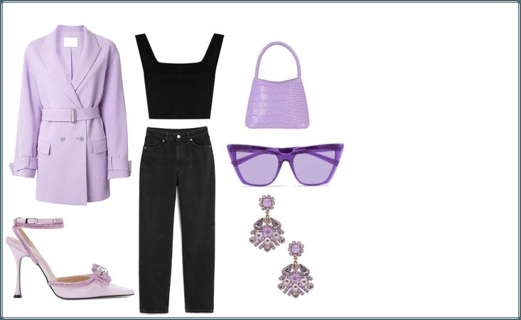 Marshmello Purple