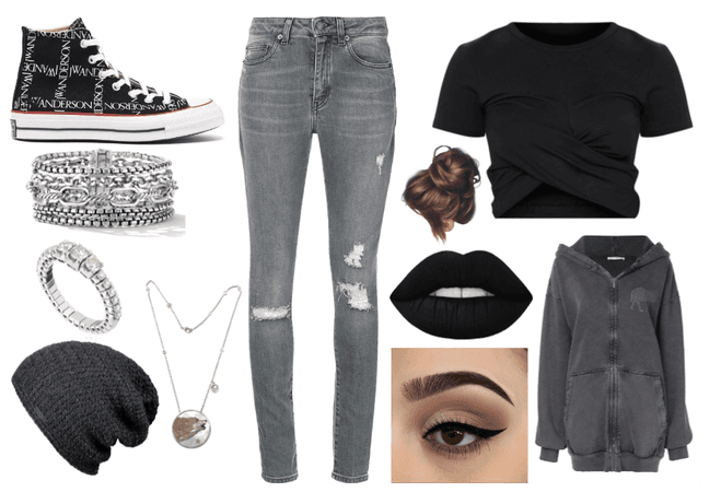 Divergent OC Outfit