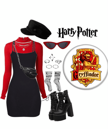 Gryffindor Outfit 🦁