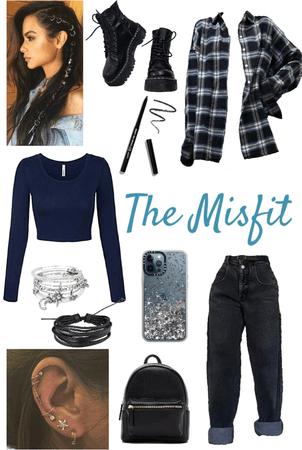 Bree Deringer: The Misfit