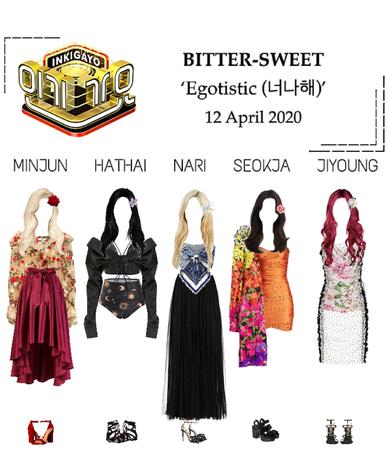 BITTER-SWEET [비터스윗] Inkigayo 200412