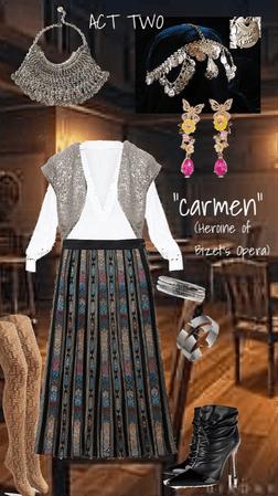 Carmen Act Two