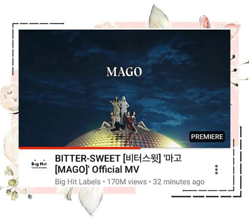 BITTER-SWEET [비터스윗] '마고 (MAGO)' Official MV 210114