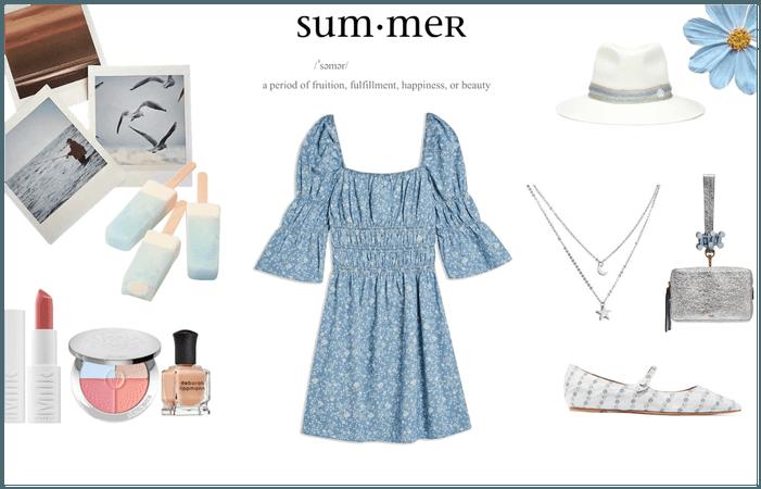 Cornflower Summer