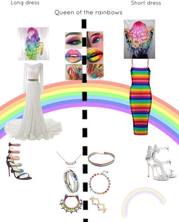 Queen of the rainbows