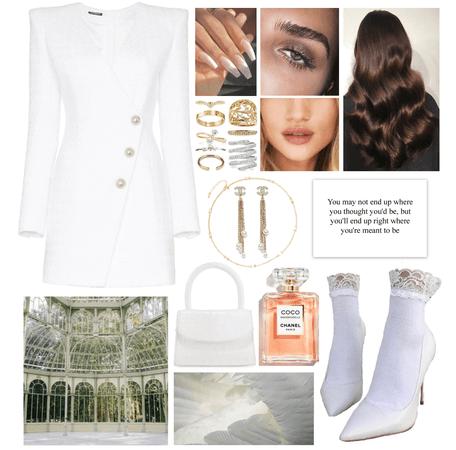 NYFW 2019: white 🦢