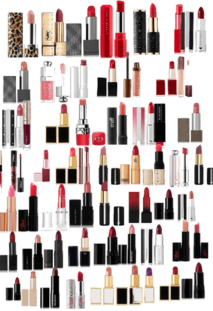 all the lipsticks I could use