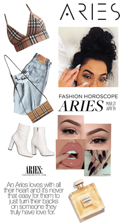 Plaid Aries