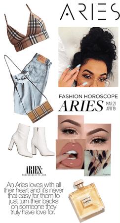 Plaid Aries