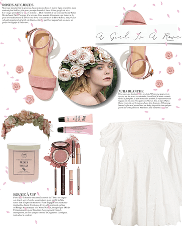 Girly Girl: A Girl Is A Rose