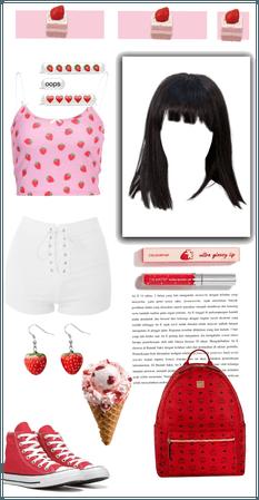 Strawberry 🍓🍰🍓🍰