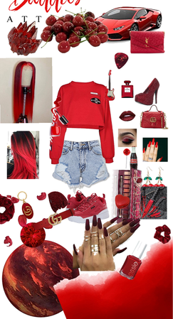 Red Asthetic