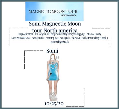 Somi Magnectic Moon Tour-San Francisco,Ca-