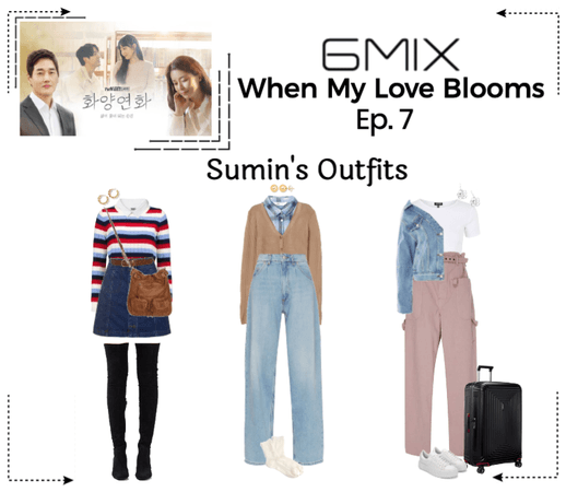《6mix》When My Love Blooms - Ep. 7