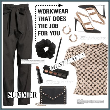 Summer Work Style!