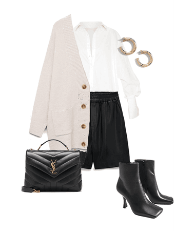 a/W outfit dinner