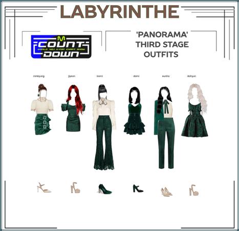 LABYRINTHE PANORAMA third stage