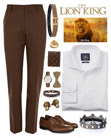 The Lion King: His Style
