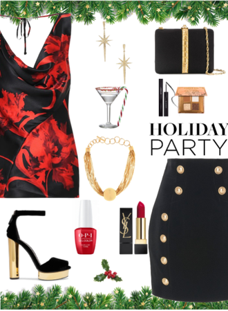 Holiday Party Ⅱ
